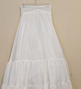 David's Bridal A-Line Crinoline Petticoat